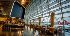 The 11 Best Airport Bars In America