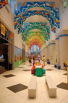 Children's Museum Of Houston is an amazing place to take kido's of all ages.  A yearly membership is a great gift idea.
