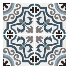 Barcelona Cement Tile for Flooring & Walls - Portland Direct Tile & Marble