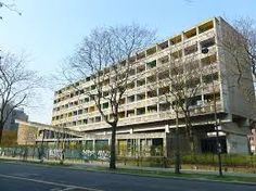 """""""Cité Universitaire by Le Corbusier""""的图片搜索结果"""