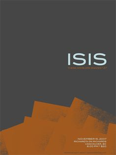 ISIS poster | Design Medicine - For what ails you