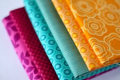 The Art of Choosing: Triadic Color Schemes by Jeni Baker, via Flickr  Wonderful Post! Great photo examples.