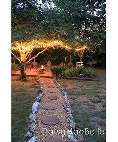 Backyard Firepit - Home and Garden Design Ideas
