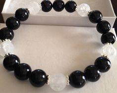 Stretch Bracelet, Chakra bracelet, healing bracelet, silverbymaggie, beaded bracelet, boho bracelet, yoga bracelet, fashion jewelry, by SilverByMaggie on Etsy