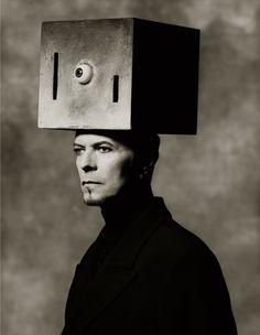 David Bowie by Albert Watson, New York, 1996.