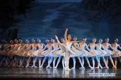 Russian State Ballet performing Swan Lake