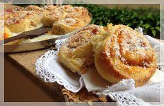 rosca com doce de abóbora / pumpkin bread