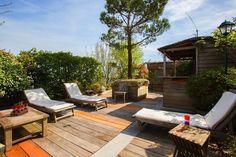 Une des plus belle terrasse de #Paris à découvrir sur Autopimmo >> http://www.autopimmo.com/immo/annonce-vente-appartement-paris%2016eme-50208.html #immobilier #prestige