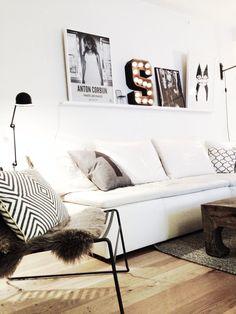 Livingroom Sweet Home, Couch, Living Room, Prada, Perfume, Pearls, Furniture, Home Decor, Settee