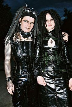 Goth dating service