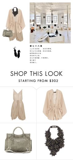 """Untitled #2035"" by yenybarriot ❤ liked on Polyvore featuring Rodebjer, Elizabeth and James, Balenciaga, Brunello Cucinelli and Alexander Wang"