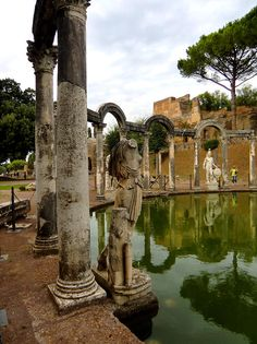 Dreams Of Ancient Rome - Hadrian's Villa