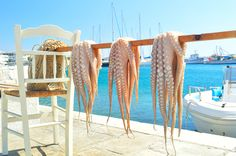Traditional Seafood. Greece.