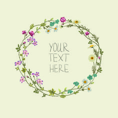 Beautiful flower frames with vintage background 02 vector is free Vector…