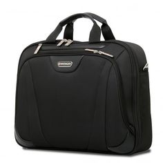 "Wenger 17"" Single Compartment Laptop Briefcase"