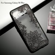 Sexy Lace Floral Phone Cases For iPhone 7 6 6s Plus and for samsung galaxy s7
