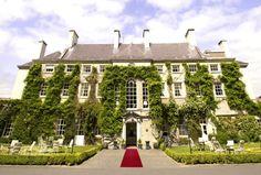 Ireland and ivy- elegant, fairy tale. 'nuff said. Fantasy Wedding, Dream Wedding, Wedding Day, Wedding Locations, Wedding Venues, Irish Wedding, Whimsical Wedding, Pictures To Draw, Wedding Bells