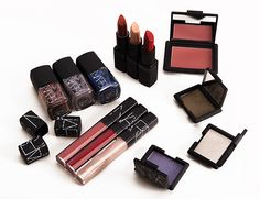 NARS Holiday 2014 Color Collection All Things Beauty, Beauty Make Up, Girly Things, Girly Stuff, Make Up Collection, Brand Collection, Holiday 2014, Winter Beauty, Face And Body