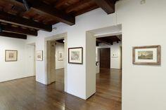 Casa de Oviedo-Portal, sala 11: gabinete de dibujo. Fotografía: Marcos Morilla.