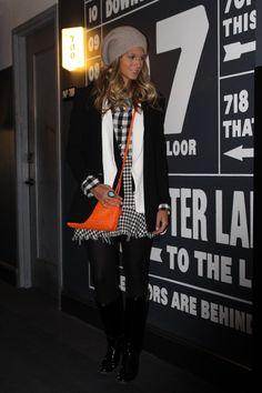 NY fashion week #day04