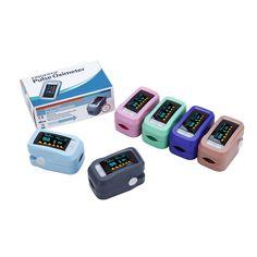 BANGPHY OLED SpO2 HR Fingertip Pulse Oximeter Digital Blood Oxygen Heart Rate Meter Monitor