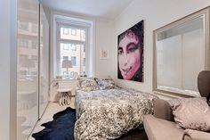 furnishing ideas bedroom wardrobe sliding high gloss white