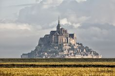 Mont St Michel - David Kennedy Photography