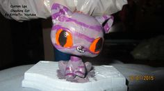 Lps Custom Cheshire Cat , I am obsessed with this cat right now  KittieTv