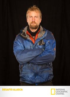 Conheça Tyler Johnson, um dos oito exploradores desta expedição de proporções épicas.  Desafio Alasca. #DesafioAlasca Confira conteúdo exclusivo no www.foxplay.com