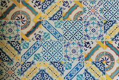 Palazzo Pizzo-The Blog-Sicilian traditional tiles as main design ...