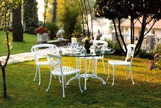 Muebles de exterior MEJICO-DESSI ESPECIAL. Decoracion Beltran, tu tienda online en mobiliario de fundición de aluminio para terraza y jardin. www.decoracionbeltran.com