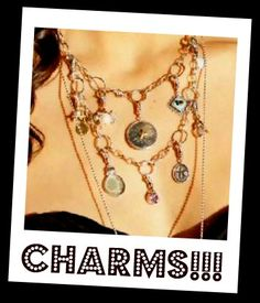 Silpada Charms!!!