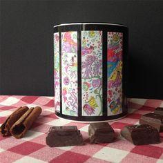 Medilludesign Lucid dreams mug...find it on the medilludesign store on zazzle. Follow Medilludesign on instagram...