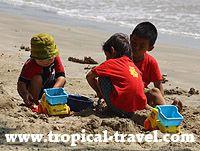 Thailands-Inseln - Empfehlungen für die Reise mit Kindern