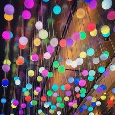 More fun lighting! Maybe near the hammock?
