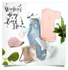 """""""Weekend Is Always a Good Idea"""" by clotheshawg ❤ liked on Polyvore featuring Sole Society and Casetify"""