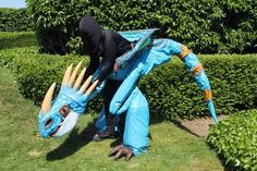 How To Train Your Dragon cosplay