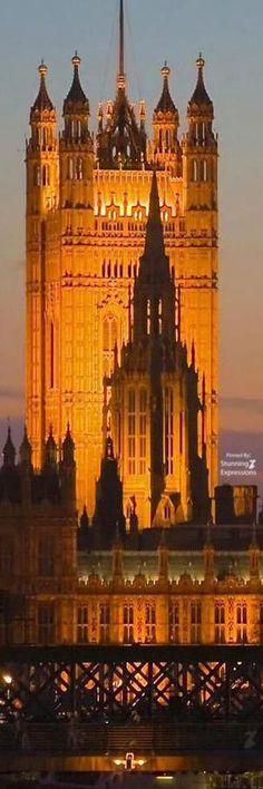 Westminster Palace – London | England