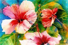Image result for watercolor garden
