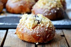 Moravské koláče Muffin, Breakfast, Food, Morning Coffee, Essen, Muffins, Meals, Cupcakes, Yemek