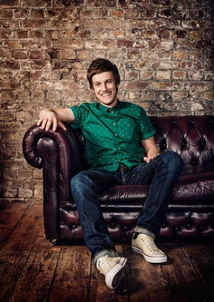 Chris Ramsey - because you can never have too much of an adorable Geordie, right?