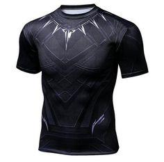 T Shirt Men Compression Shirt 2017 Brand Mens Sportswear Quick Dry Tee  Shirt Homme Short Sleeve O Neck Slim Fit Camisetas XXL c8302758d56
