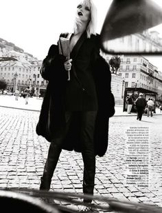 Marie Claire Spain - Blanca & Negro