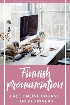 Don't miss out on this opportunity to learn Finnish pronunciation with a simple method! This free Finnish pronunciation online course helps you start your Finnish language journey! Funny Christmas Poems, Funny Christmas Pictures, Funny People Quotes, Funny Quotes For Kids, New Funny Jokes, Funny Facts, Finland Facts, Finland Destinations, Learn Finnish