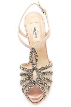Twinkle twinkle strapy shoe
