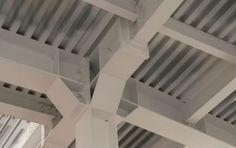 #studiopp8 #ingegneria #corredor #acciaio #scale #steel