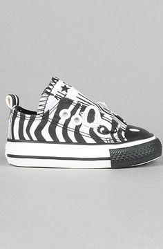 Infant Zebra Chucks!