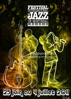 montreal-jazz-festival-poster Images - Frompo - 1.