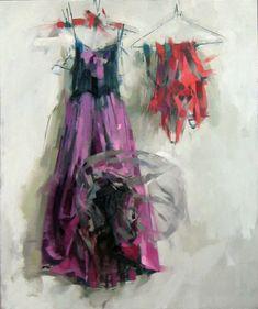 MAGGIE SINER: love her paintings