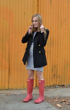 Stripes and Hunters.